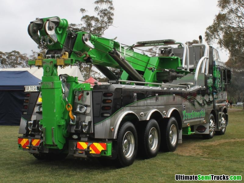 World S Largest Rotator Tow Truck Pictures to Pin on ...