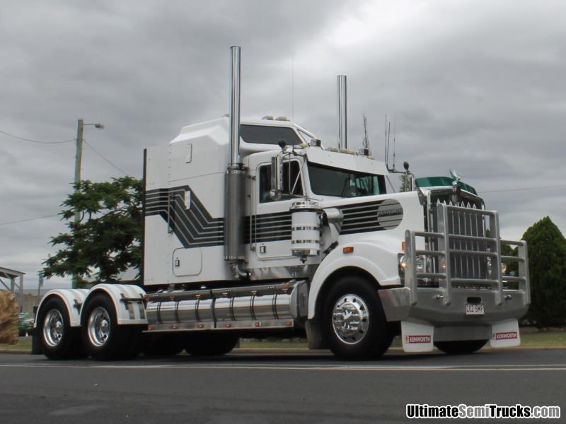 Vintage Kenworth Trucks 54