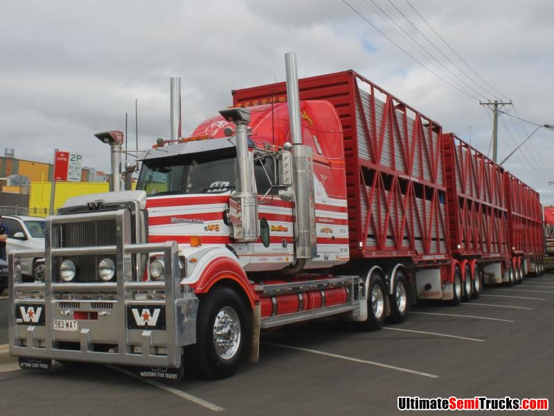 StockTrans Western Star B Triple