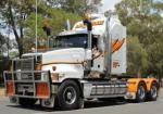 CMK Haulage Mack Superliner