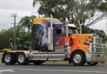Andrew Creswick's Prime Time T908 Kenworth