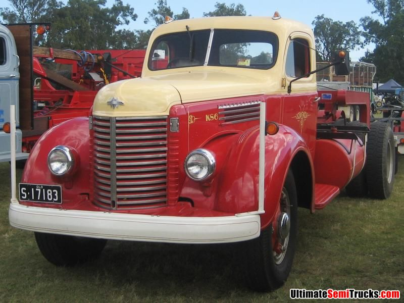 Ultimate Semi Trucks  com Images International KS6 from the Heritage    Classic International Trucks