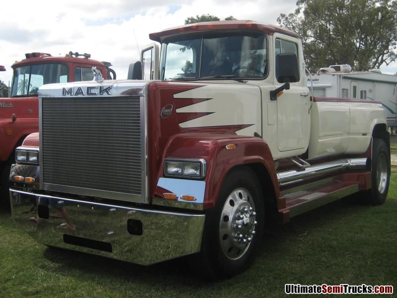 Old Mack Trucks For Sale | Beginner Woodworking Project