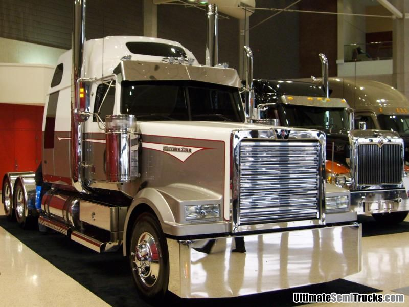 Western Star from the 2008 Mid America Truck Show