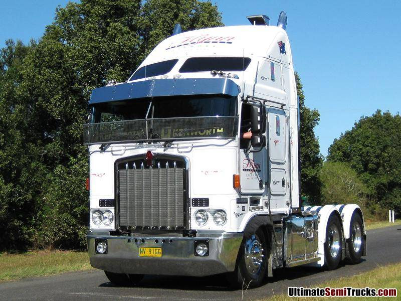 UltimateSemiTrucks.com: Australian Trucks - Kenworth K104